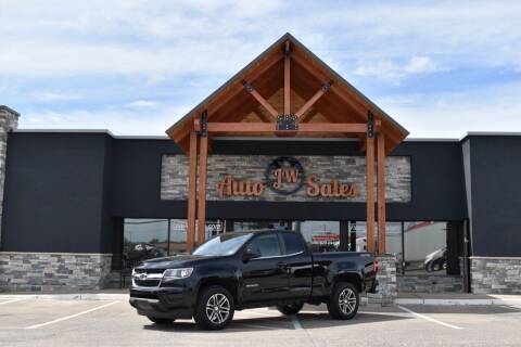 2020 Chevrolet Colorado for sale at JW Auto Sales LLC in Harrisonburg VA
