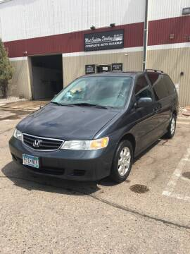 2004 Honda Odyssey for sale at Specialty Auto Wholesalers Inc in Eden Prairie MN