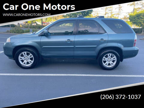 2005 Acura MDX for sale at Car One Motors in Seattle WA