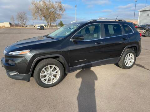 2014 Jeep Cherokee for sale at De Anda Auto Sales in South Sioux City NE