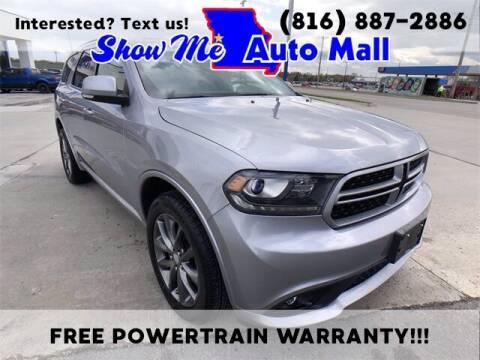 2018 Dodge Durango for sale at Show Me Auto Mall in Harrisonville MO