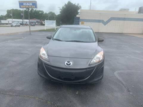 2011 Mazda MAZDA3 for sale at Unique Motors in Rock Island IL