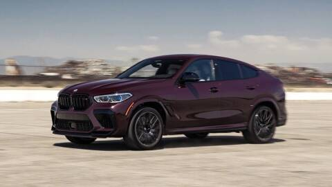 2022 BMW X6 M for sale at Diamante Leasing in Brooklyn NY