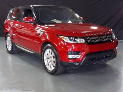 2017 Land Rover Range Rover Sport for sale at DeluxeNJ.com in Linden NJ