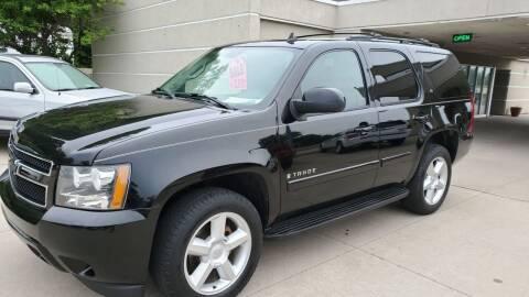 2008 Chevrolet Tahoe for sale at City Auto Sales in La Crosse WI