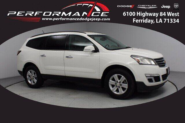 2014 Chevrolet Traverse for sale at Performance Dodge Chrysler Jeep in Ferriday LA