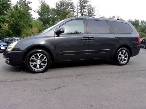 2014 Kia Sedona for sale at Mark's Discount Truck & Auto Sales in Londonderry NH