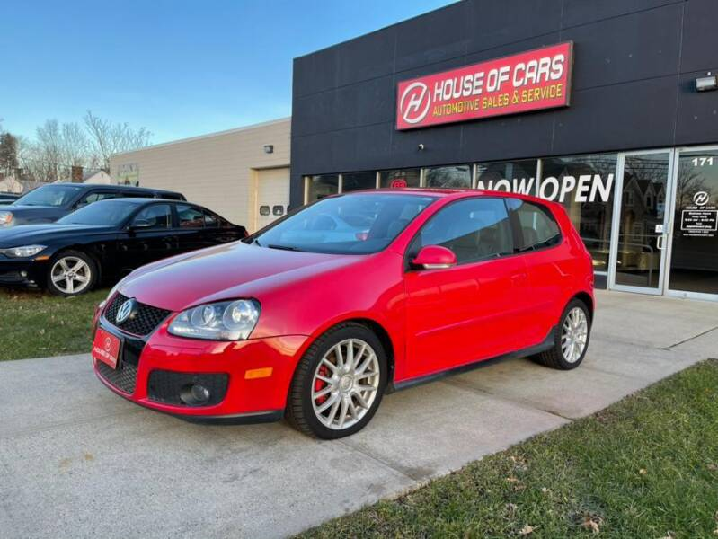 2006 Volkswagen GTI for sale at HOUSE OF CARS CT in Meriden CT