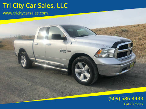 2014 RAM Ram Pickup 1500 for sale at Tri City Car Sales, LLC in Kennewick WA