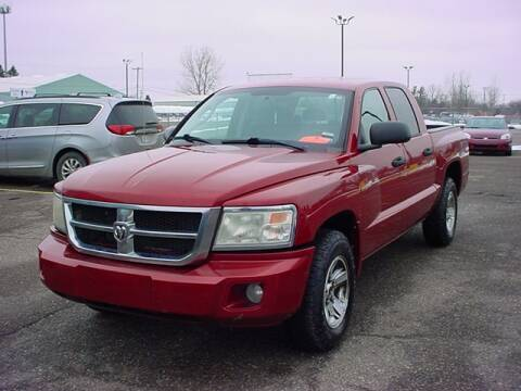 2008 Dodge Dakota for sale at VOA Auto Sales in Pontiac MI