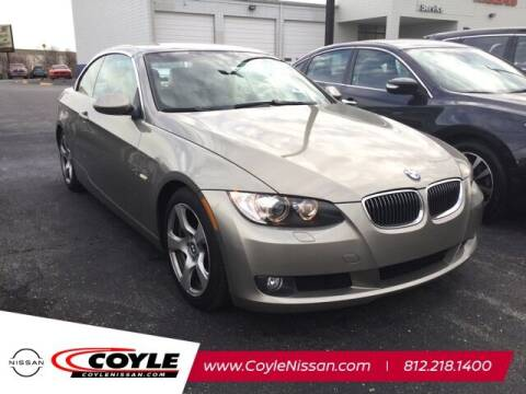 2007 BMW 3 Series for sale at COYLE GM - COYLE NISSAN - Coyle Nissan in Clarksville IN