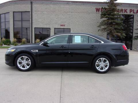 2016 Ford Taurus for sale at Elite Motors in Fargo ND