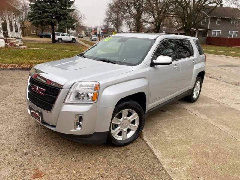 2012 GMC Terrain for sale at BROTHERS AUTO SALES in Hampton IA