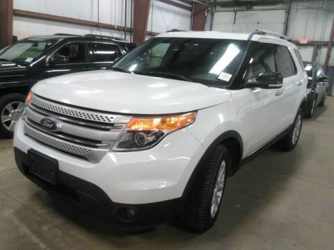 2014 Ford Explorer for sale at Drive Motor Sales in Ionia MI