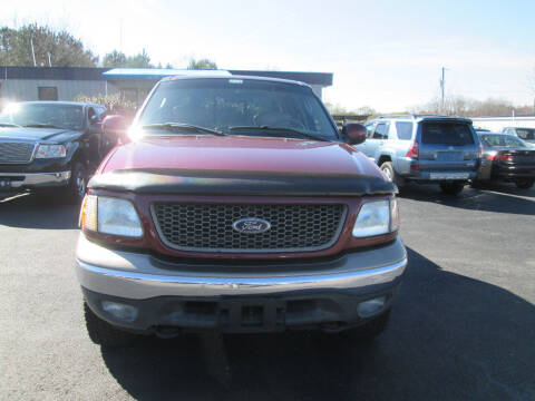 2003 Ford F-150 for sale at Olde Mill Motors in Angier NC