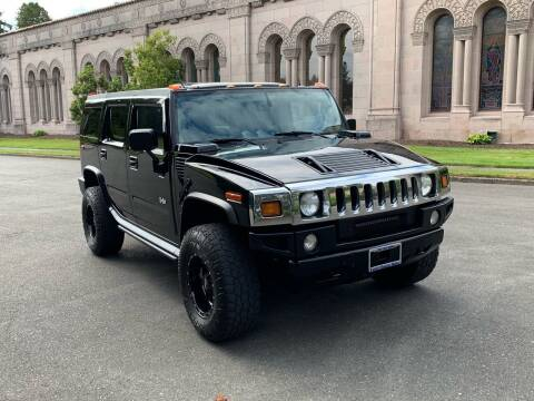 2003 HUMMER H2 for sale at First Union Auto in Seattle WA