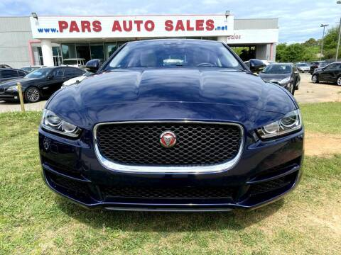 2017 Jaguar XE for sale at Pars Auto Sales Inc in Stone Mountain GA