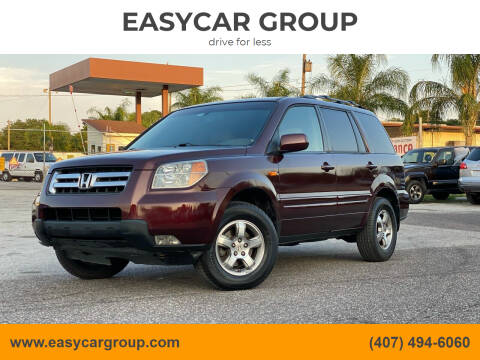 2008 Honda Pilot for sale at EASYCAR GROUP in Orlando FL