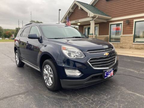 2017 Chevrolet Equinox for sale at Auto Outlets USA in Rockford IL