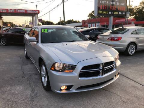 2012 Dodge Charger for sale at Kings Auto Group in Tampa FL