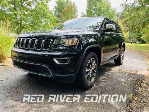 2018 Jeep Grand Cherokee for sale at RED RIVER DODGE - Red River of Malvern in Malvern AR