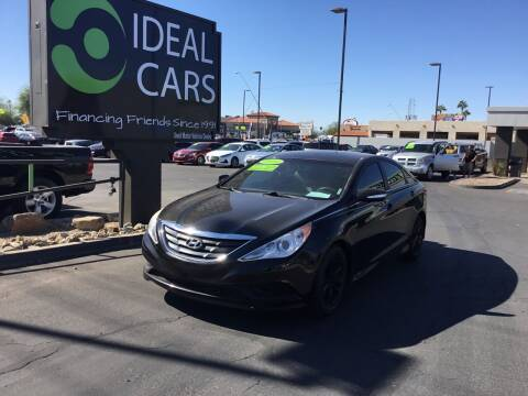 2014 Hyundai Sonata for sale at Ideal Cars East Mesa in Mesa AZ