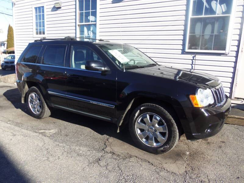 2008 Jeep Grand Cherokee for sale at Fulmer Auto Cycle Sales - Fulmer Auto Sales in Easton PA