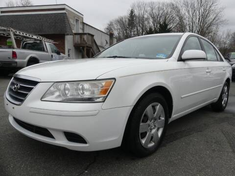 2010 Hyundai Sonata for sale at P&D Sales in Rockaway NJ