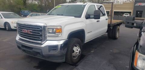 2015 GMC Sierra 3500HD for sale at Apex Auto Group in Cabot AR