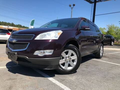 2009 Chevrolet Traverse for sale at Atlas Auto Sales in Smyrna GA