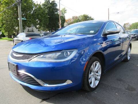 2017 Chrysler 200 for sale at PRESTIGE IMPORT AUTO SALES in Morrisville PA