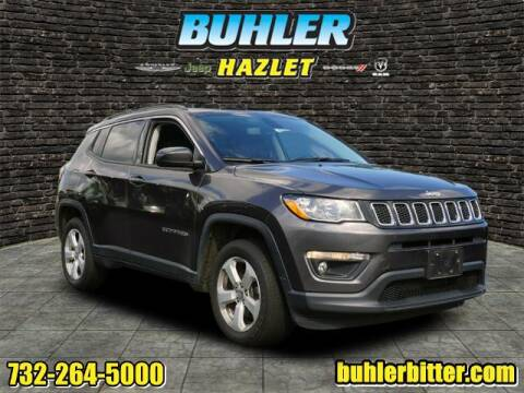 2019 Jeep Compass for sale at Buhler and Bitter Chrysler Jeep in Hazlet NJ