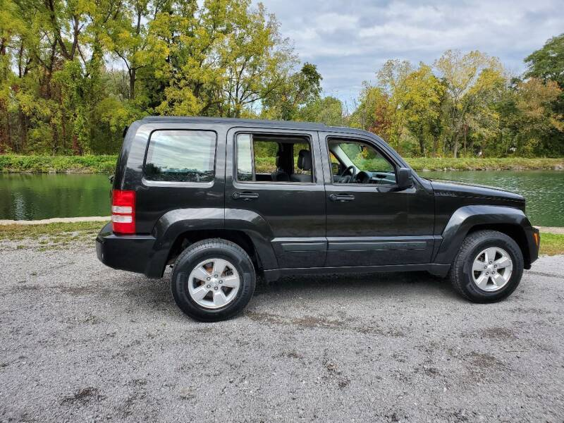 2012 Jeep Liberty for sale at Auto Link Inc in Spencerport NY