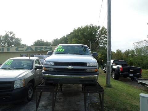 2000 Chevrolet Silverado 1500 for sale at Credit Cars of NWA in Bentonville AR