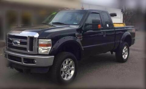 2008 Ford F-250 Super Duty for sale at Techno Motors in Danbury CT