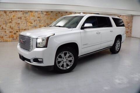 2016 GMC Yukon XL for sale at Jerry's Buick GMC in Weatherford TX