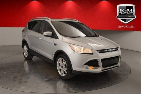 2015 Ford Escape for sale at K&M Wayland Chrysler  Dodge Jeep Ram in Wayland MI