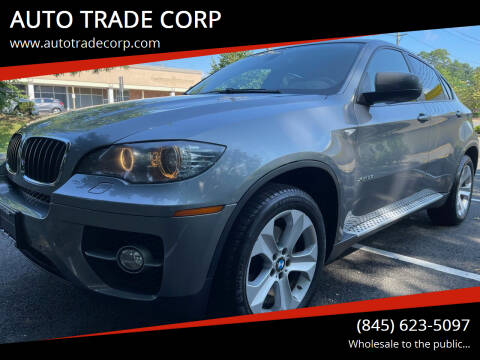 2011 BMW X6 for sale at AUTO TRADE CORP in Nanuet NY