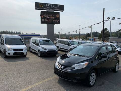 2015 Nissan Versa Note for sale at Lakeside Auto in Lynnwood WA