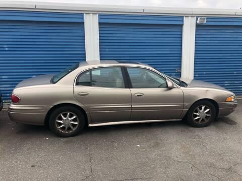 2003 Buick LeSabre for sale at Debo Bros Auto Sales in Philadelphia PA