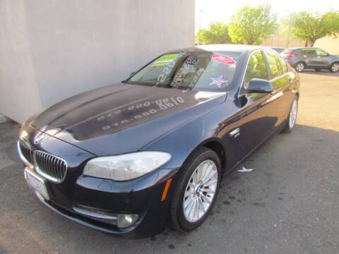 2011 BMW 5 Series for sale at LIONS AUTO SALES in Sacramento CA
