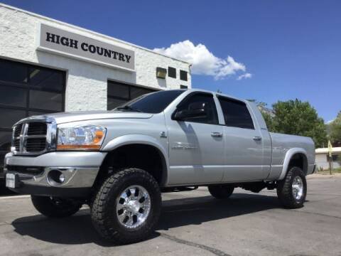 2006 Dodge Ram Pickup 2500 for sale at High Country Motor Co in Lindon UT