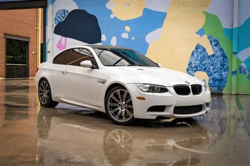 2008 BMW M3 for sale at Top Rider Motorsports in Marietta GA
