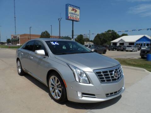 2014 Cadillac XTS for sale at America Auto Inc in South Sioux City NE