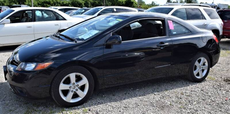 2007 Honda Civic for sale at PINNACLE ROAD AUTOMOTIVE LLC in Moraine OH