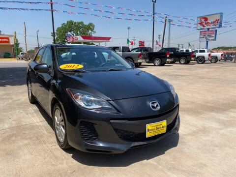 2012 Mazda MAZDA3 for sale at Russell Smith Auto in Fort Worth TX