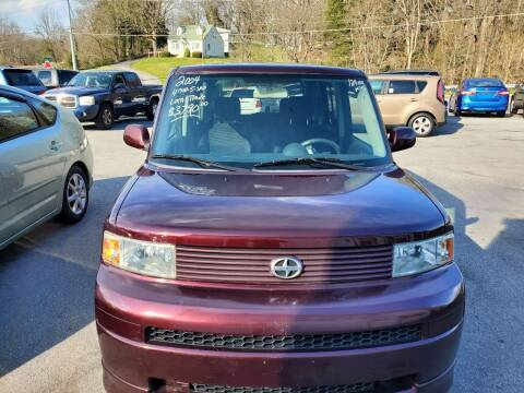 2005 Scion xB for sale at DISCOUNT AUTO SALES in Johnson City TN