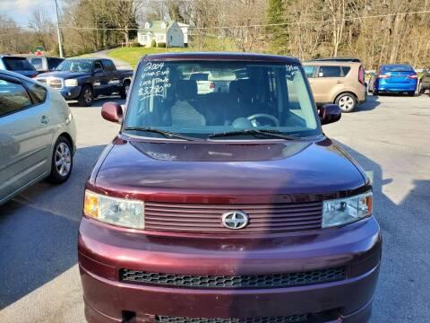 2005 Scion xB for sale at DISCOUNT AUTO SALES in Johnson City TN
