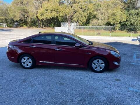 2012 Hyundai Sonata Hybrid for sale at Royal Auto Mart in Tampa FL