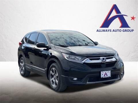2018 Honda CR-V for sale at ATASCOSA CHRYSLER DODGE JEEP RAM in Pleasanton TX
